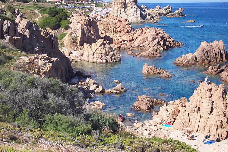 Costa Paradiso Sardegna Cartina Geografica.Immobiliare Li Cossi Immobiliare Della Baia Costa Paradiso Sardinia Costa Paradiso